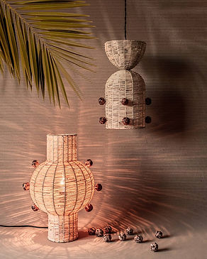 Soufiane Aissouni Lamps