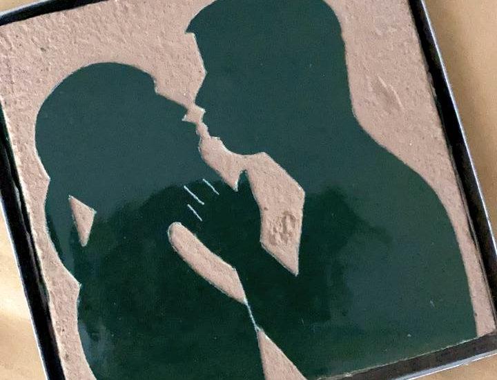 Handmade Zellige Tile - Whisper Your Love