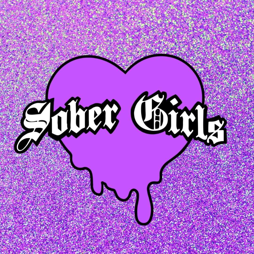 Logo design: Sober Girls Suomi