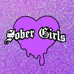 Logo design: Sober Girls Suomi