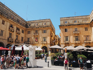 Valletta - Small city full of history