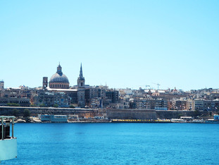 First impression of Sliema
