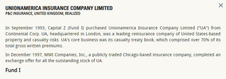 Annuity and Life Re (Holdings), Ltd-Popu