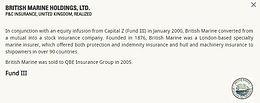 British Marine Holdings, Ltd