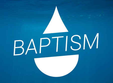 Sign Up for Baptism/Confirmation Class