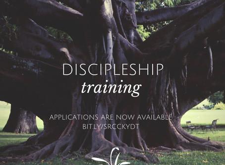 Apply for Discipleship & Leadership Training!