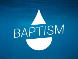 Baptism Weekend