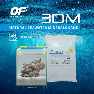 OF Natural Seawater Minerals Sand - fb-0