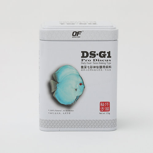 OF DS-G1 PRO DISCUS 120g
