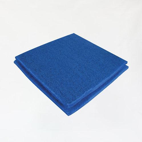 Blue /Green /White Coarse Wool