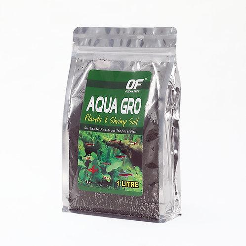 OF AQUA GRO PLANTS & SHRIMPSOIL