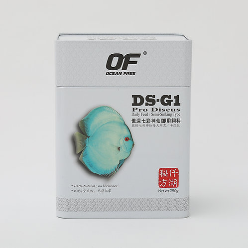 OF DS-G1 PRO DISCUS 250g