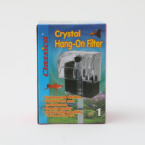CL HANG ON FILTER-CRYSTAL-1 (3.5W)