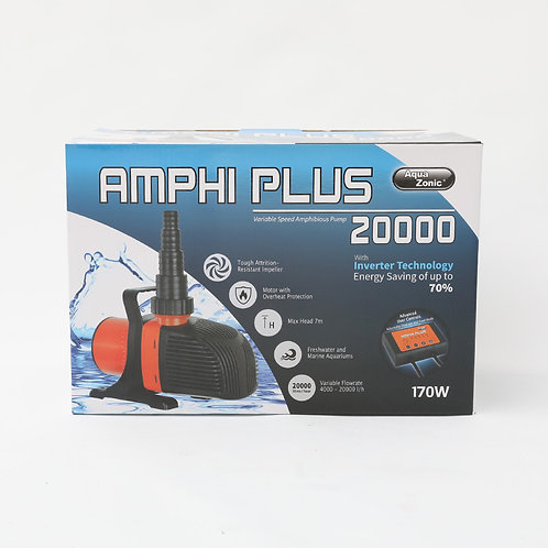 AQUAZONIC AMPHI PLUS 20000 WATER PUMP