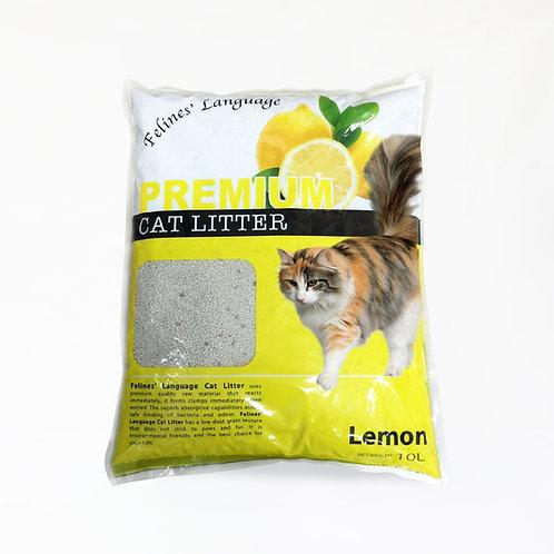 Felines' Language Cat Litter 10L