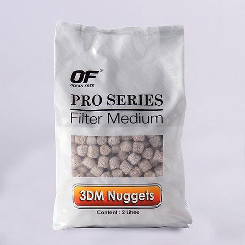 OF PRO FILTER MEDIUM-3DM NUGGETS