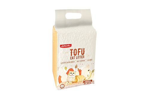 Emily Pets Tofu Cat Litter 6L