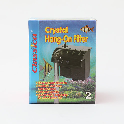 CL HANG ON FILTER-CRYSTAL-2 (4.5W)