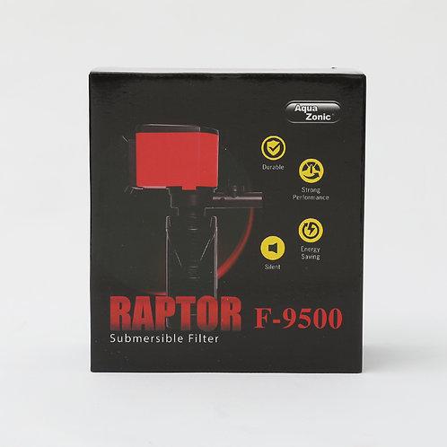 AZ RAPTOR F-9500 SUBMERSIBLE FILTER