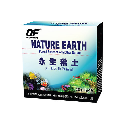 OF NATURE EARTH- 10G(TROPICAL/MARINE)