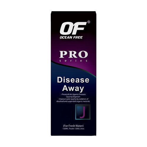 OF J-PRO DISEASE AWAY