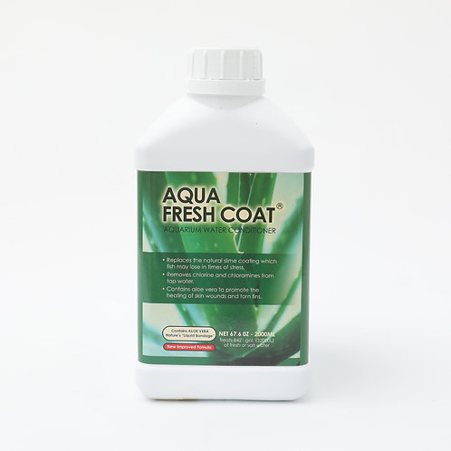 OF AQUA FRESH COAT 2 LITRES