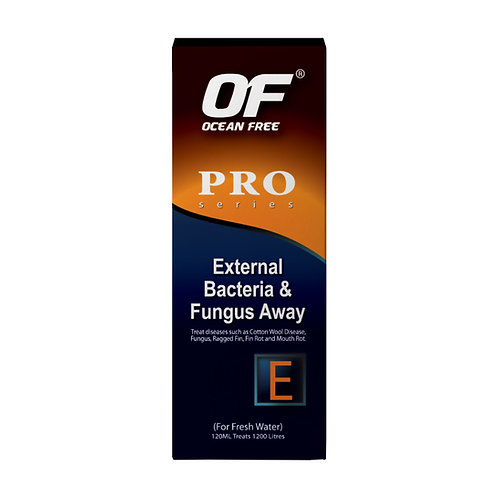 OF E-PRO EXTERNAL BACTERIA & FUNGUS AWAY