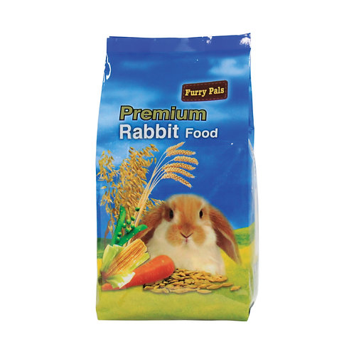 Furry Pals Premium Rabbit Food 1kg