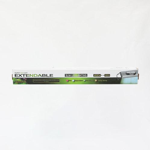 SUPER BRIGHT EXTENDABLE SLIM LED LIGHTING - FRESHWATER & PLANTED TANK
