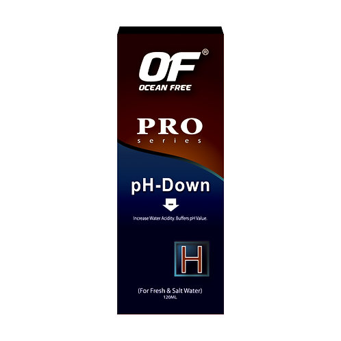 OF H-PRO PH-DOWN