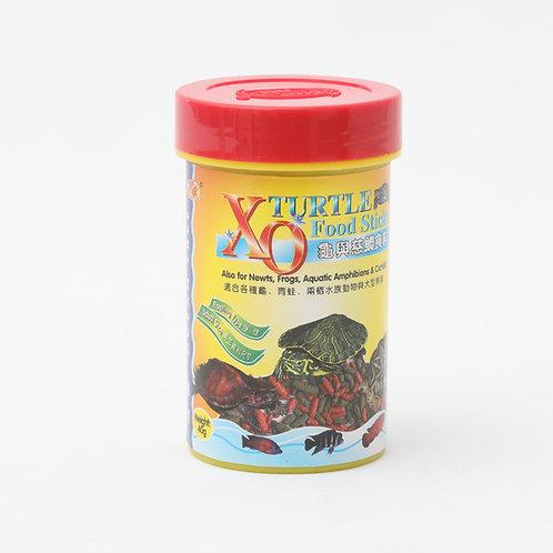 OF XO TURTLE FOOD STICKS