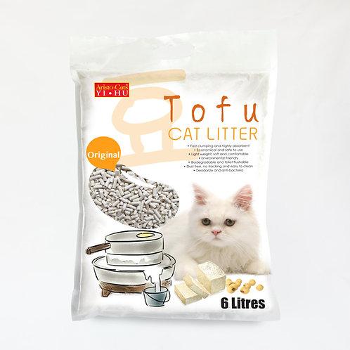 Aristocat Tofu Cat litter 6L