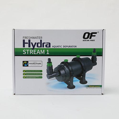 OF FRESHWATER HYDRA STREAM- 1(1.5M)