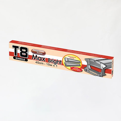 AZ T8 MAX BRIGHT SINGLE & DOUBLE