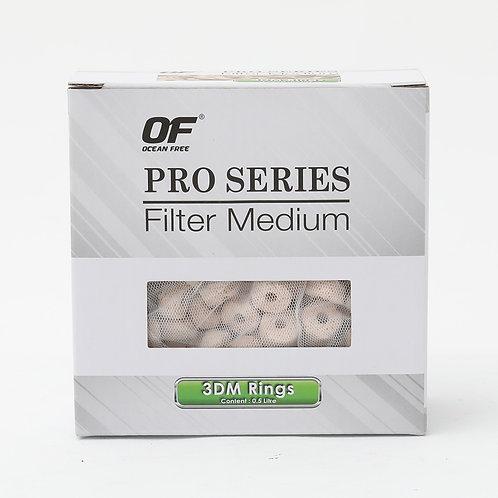 OF PRO FILTER MEDIUM-3DM RING-(M)