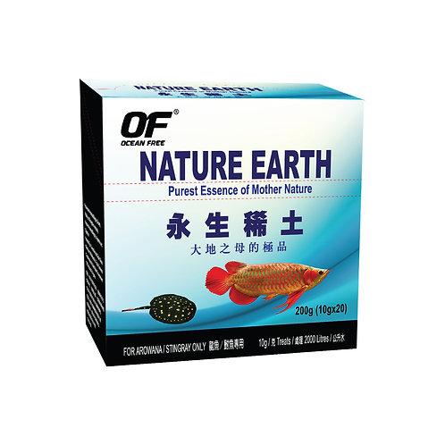 OF NATURE EARTH- 10G  (AROWANA/STINGRAY)