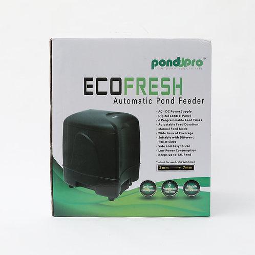 PONDDPRO ECOFRESH AUTOMATIC POND FEEDER