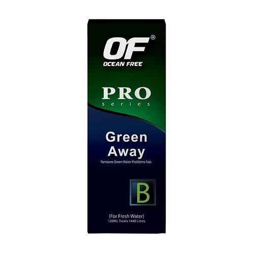 OF B-PRO GREEN AWAY