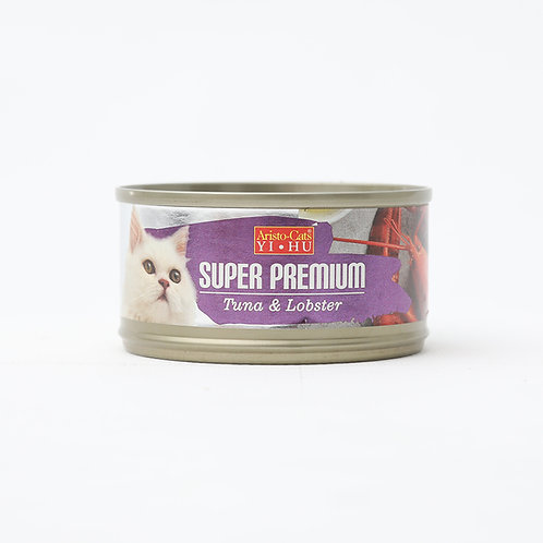 Aristocat Super Premium Tuna & Lobster 80g
