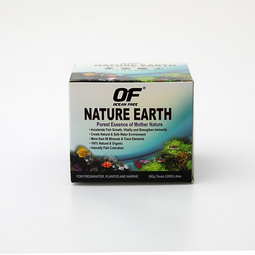 OF NATURE EARTH -260G (TROPICAL/MARINE)