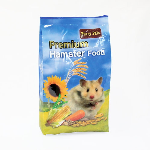 Furry Pals Premium Hamster Food 600g