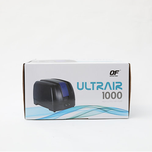 OF ULTRAIR AIR PUMP 1000