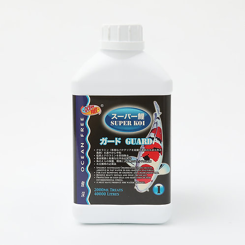 OF SUPER KOI GUARD - 1 (2-LTR)