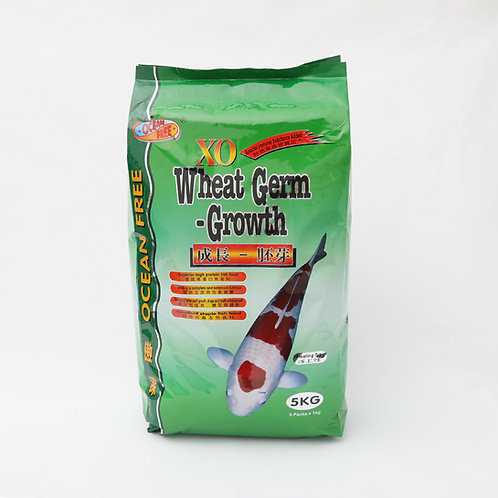 OF XO WHEAT GERM GROWTH 5KG