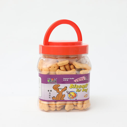 Bark Biscuit for Dog 350g Lamb Flavour