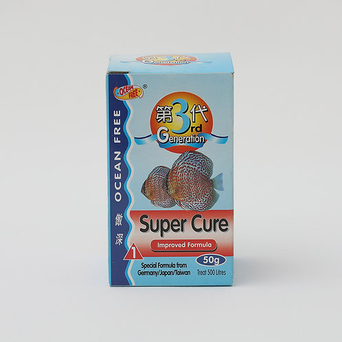 OF SUPER CURE (1) 50G
