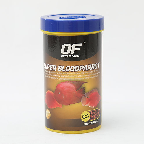 OF Super Blood Parrot