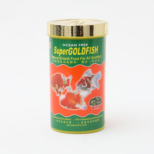 OF SUPER GOLDFISH NATURAL GROWTH