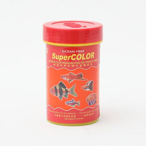 OF SUPER COLOR