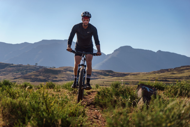 Travis Cycling Melealea Lesotho (1 of 1)